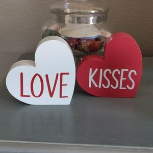 Other - Love & Kisses Signs